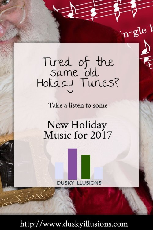 New Holiday Music for 2017