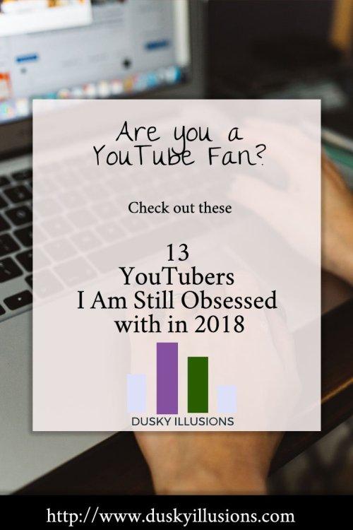 13 YouTubers