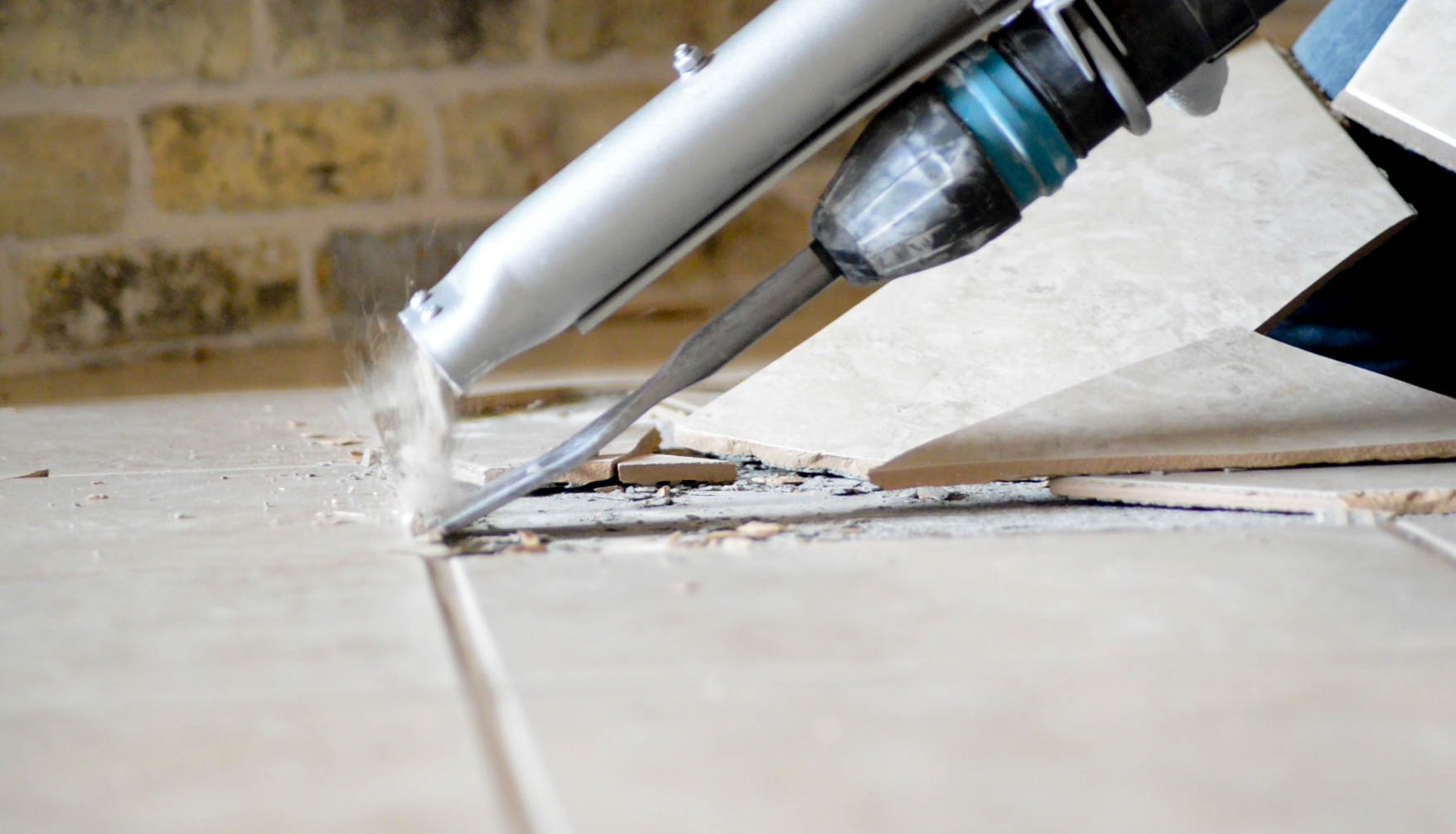 kissimmee dust free tile removal