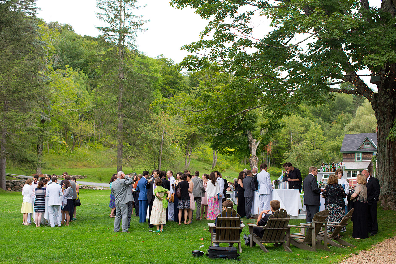 Full Moon Resort Wedding located in Big Indian NY
