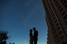 San Francisco Four Seasons Hotel Wedding