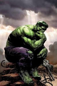 The Hulk is Wise
