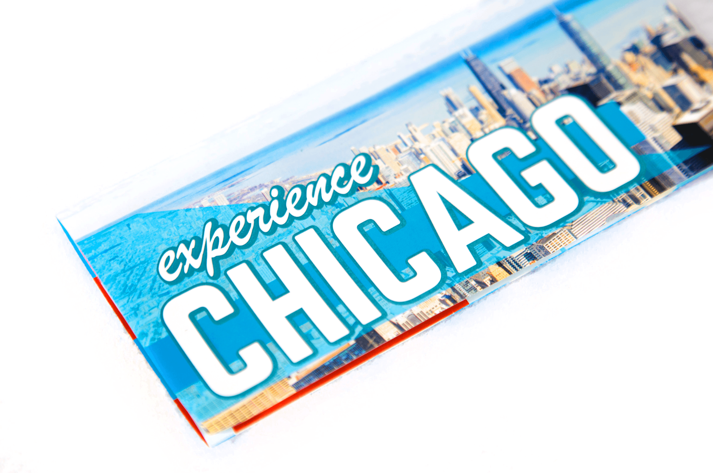 Chicago Travel Brochure