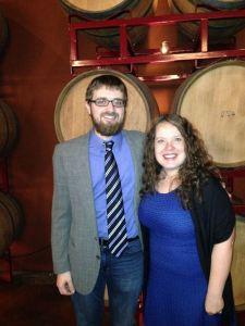 Dustin & Marie - Winery