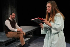 "Book It Theatre: ""She's Come Undone""."