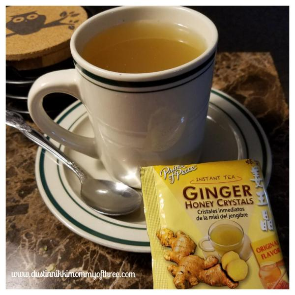 Prince Of Peace Ginger Honey Crystals Instant Tea #
