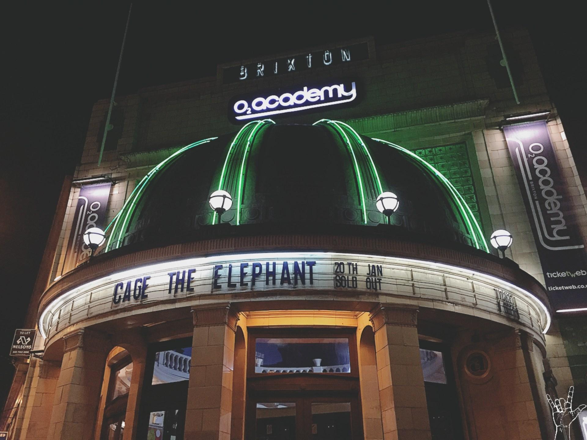 La folie des Britanniques pour Cage The Elephant.4 min de lecture