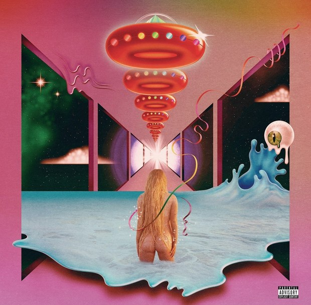 Kesha rainbow album music release review dust of music