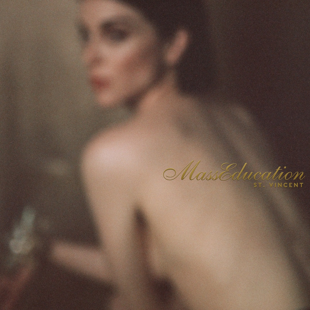 Masseduction album cover from St Vincent on Dust of Music