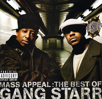Legendary Hip Hop Duo Gang Starr
