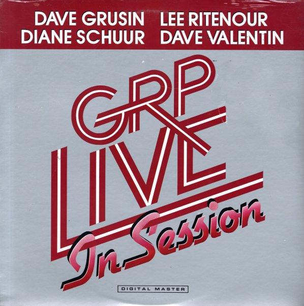 GRP Records Live Albums