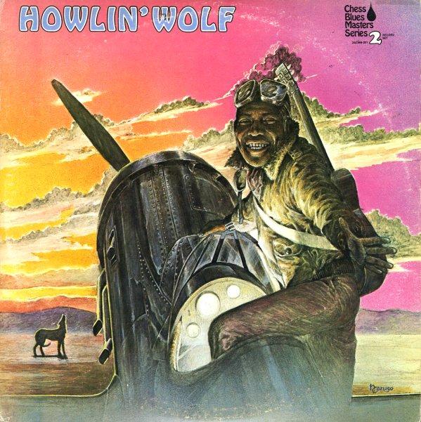 Howlin Wolf  Howlin Wolf  Chess Blues Master Series LP