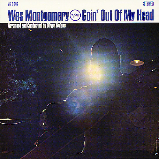 Wes Montgomery  Goin Out Of My Head LP Vinyl record album  Dusty Groove is Chicagos