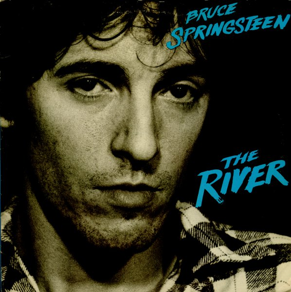Bruce Springsteen River LP Vinyl Record Album