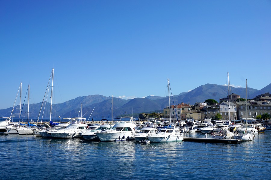 Port de Saint Florent