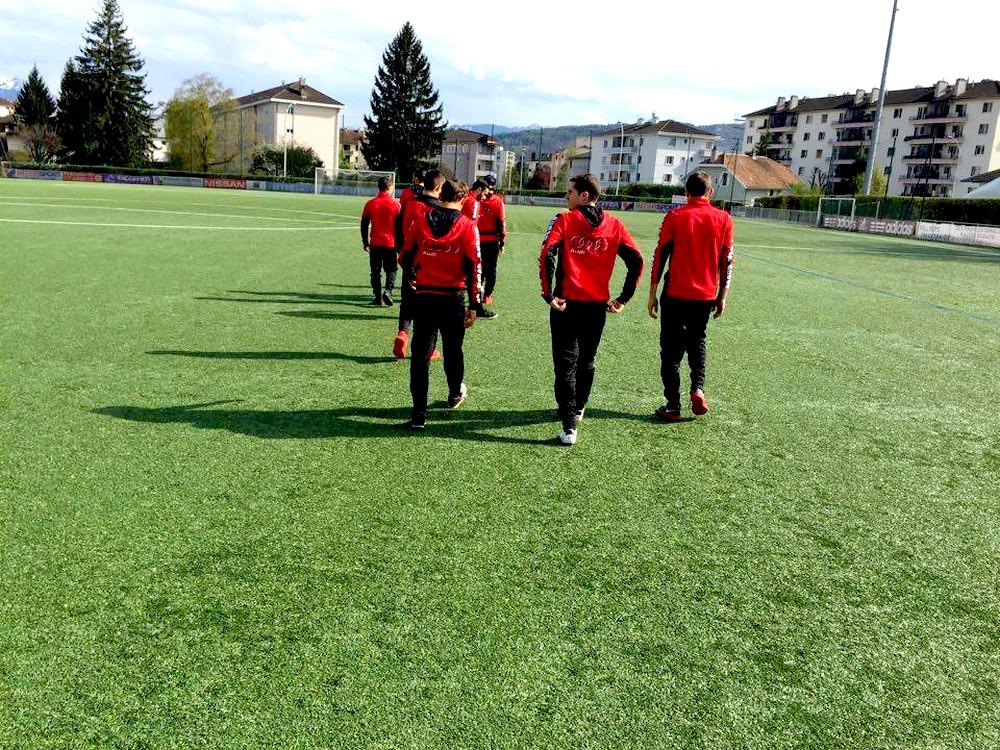 FOOTBALL CFA2 CHAMPIONNAT CORSE BORGO ANNECY 04