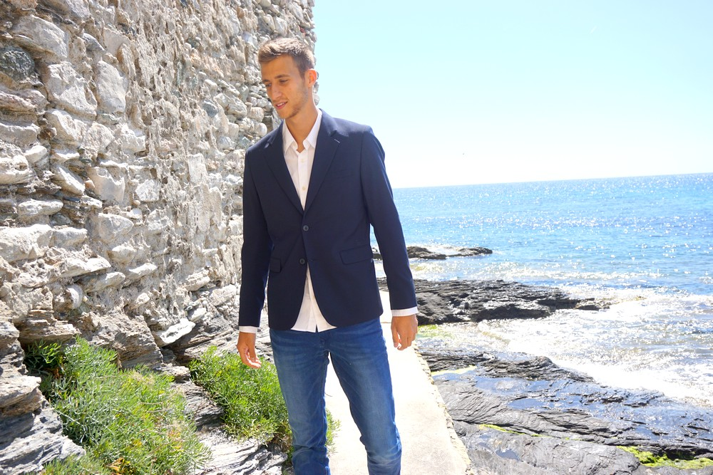 LOOK MEN FASHION BLOG BLOGGER CORSE CORSICA STYLE CHIC DECONTRACTE 01