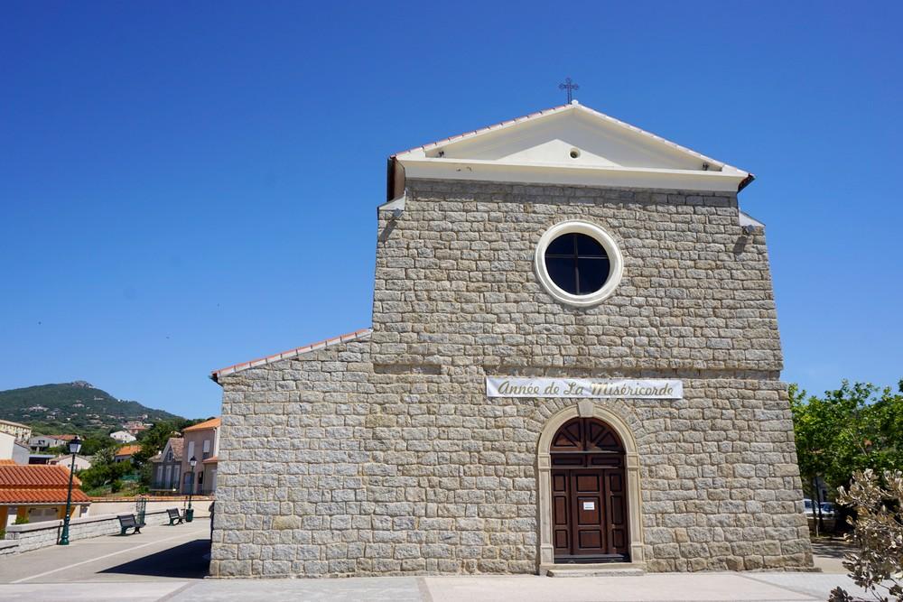 EGLISE NOTRE DAME DE LA MISERICORDE PROPRIANO CORSE BLOG VOYAGE TOURISME 07