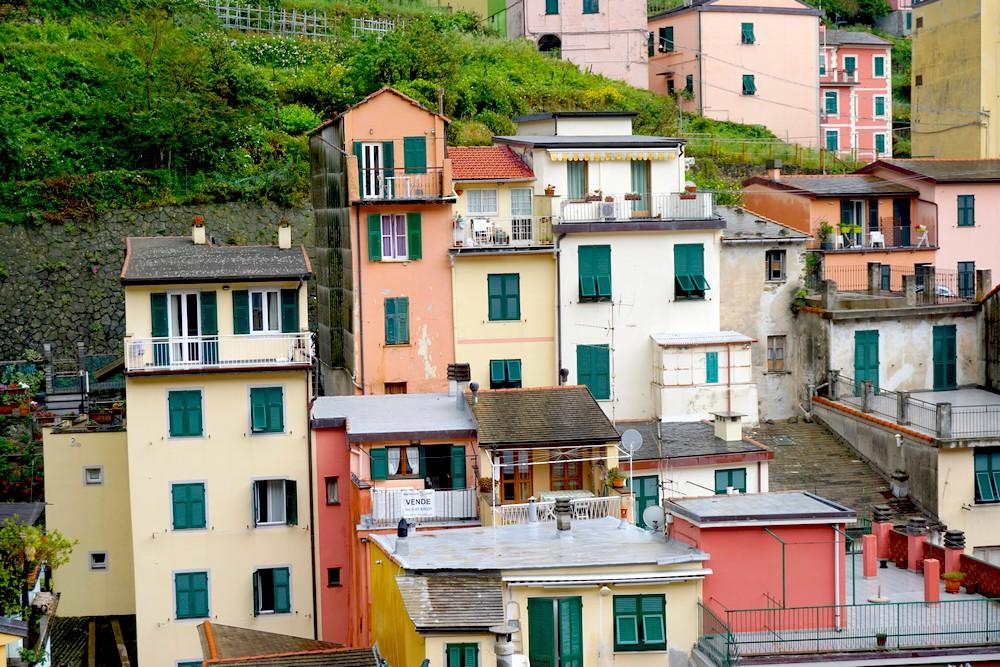 RIOMAGGIORE 5 TERRES ITALIE TOSCANE BLOG VOYAGE 07