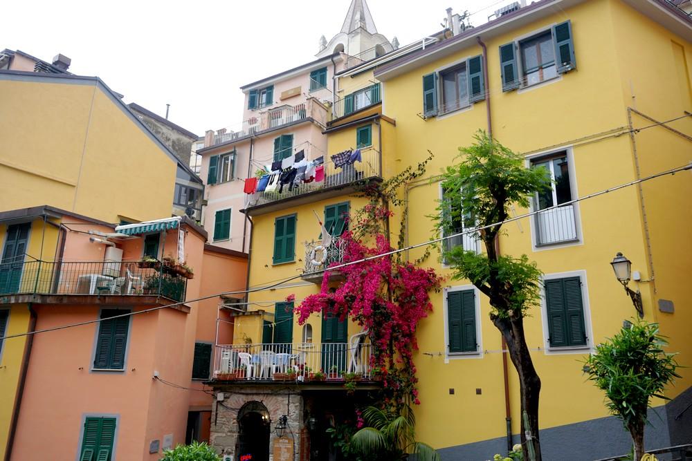 RIOMAGGIORE 5 TERRES ITALIE TOSCANE BLOG VOYAGE 13