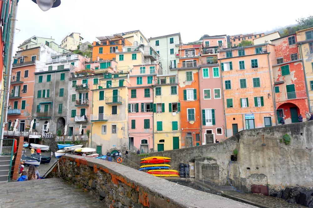 RIOMAGGIORE 5 TERRES ITALIE TOSCANE BLOG VOYAGE 26