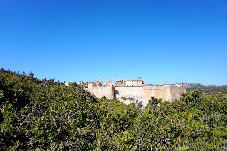 Bonifacio le port la citadelle blog voyage road trip02