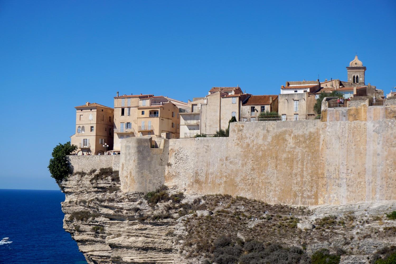 Bonifacio le port la citadelle blog voyage road trip04