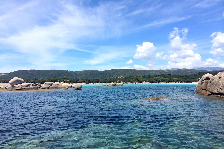 plage de santa giulia porto vecchio blog voyage road trip corse