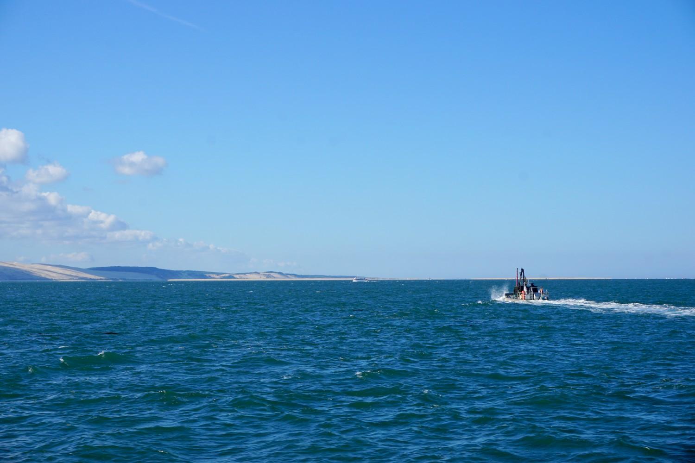 arcachon cap ferret sortie en mer promenade en bateau blog voyage 04