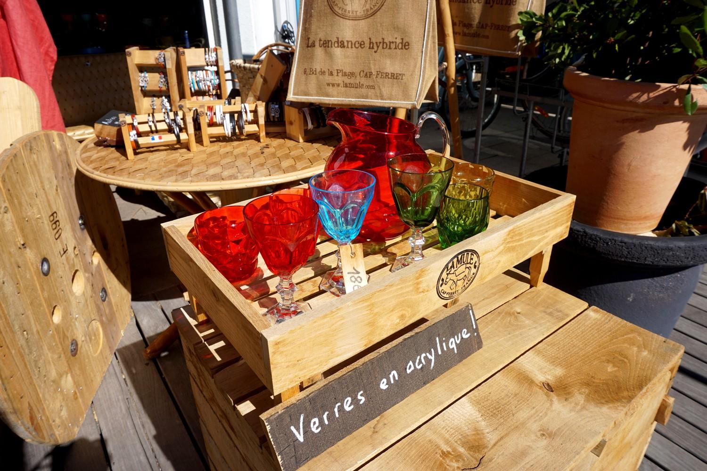 la mule cap ferret boutique décoration blog voyage