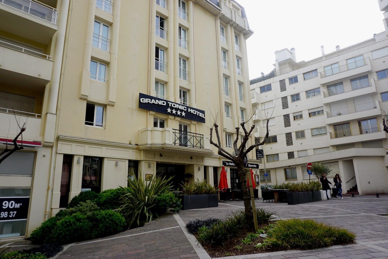 GRAND TONIC HOTEL BIARRITZ OU DORMIR PAYS BASQUE HOTEL 4 ETOILES BLOG BONNES ADRESSES COUPLE BORDEAUX CORSE WEEK END EN AMOUREUX 02