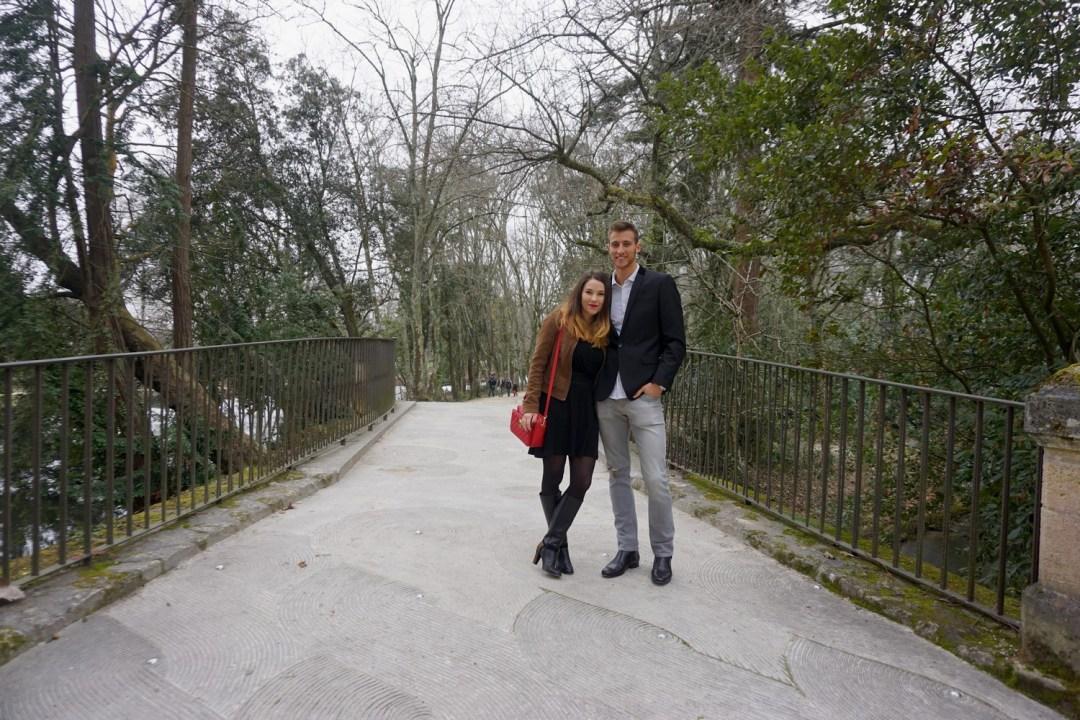 LOOK DE COUPLE POUR LA SAINT VALENTIN PARC MAJOLAN EYSINES BLOG BORDEAUX MODE CORSE 01