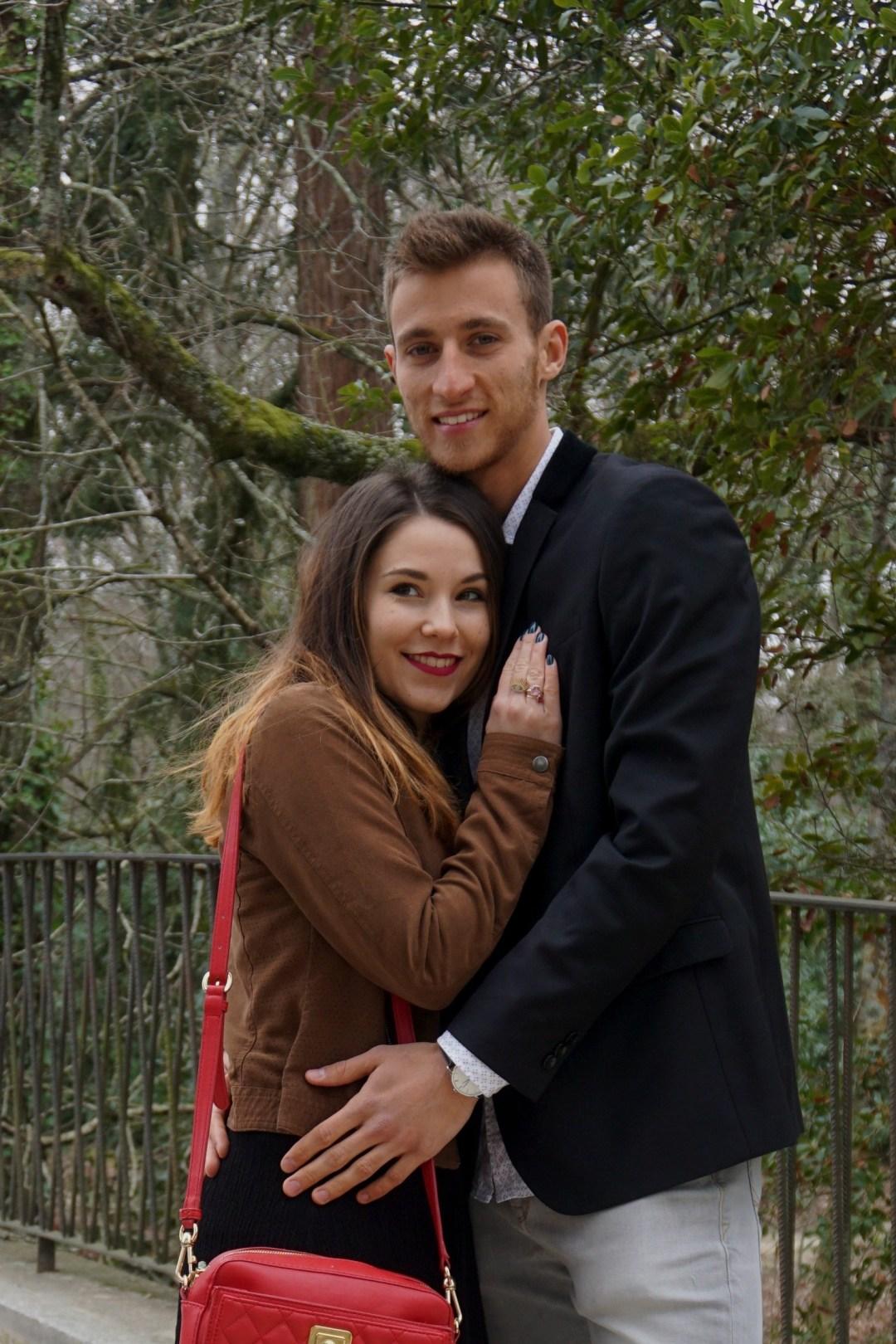 LOOK DE COUPLE POUR LA SAINT VALENTIN PARC MAJOLAN EYSINES BLOG BORDEAUX MODE CORSE 06