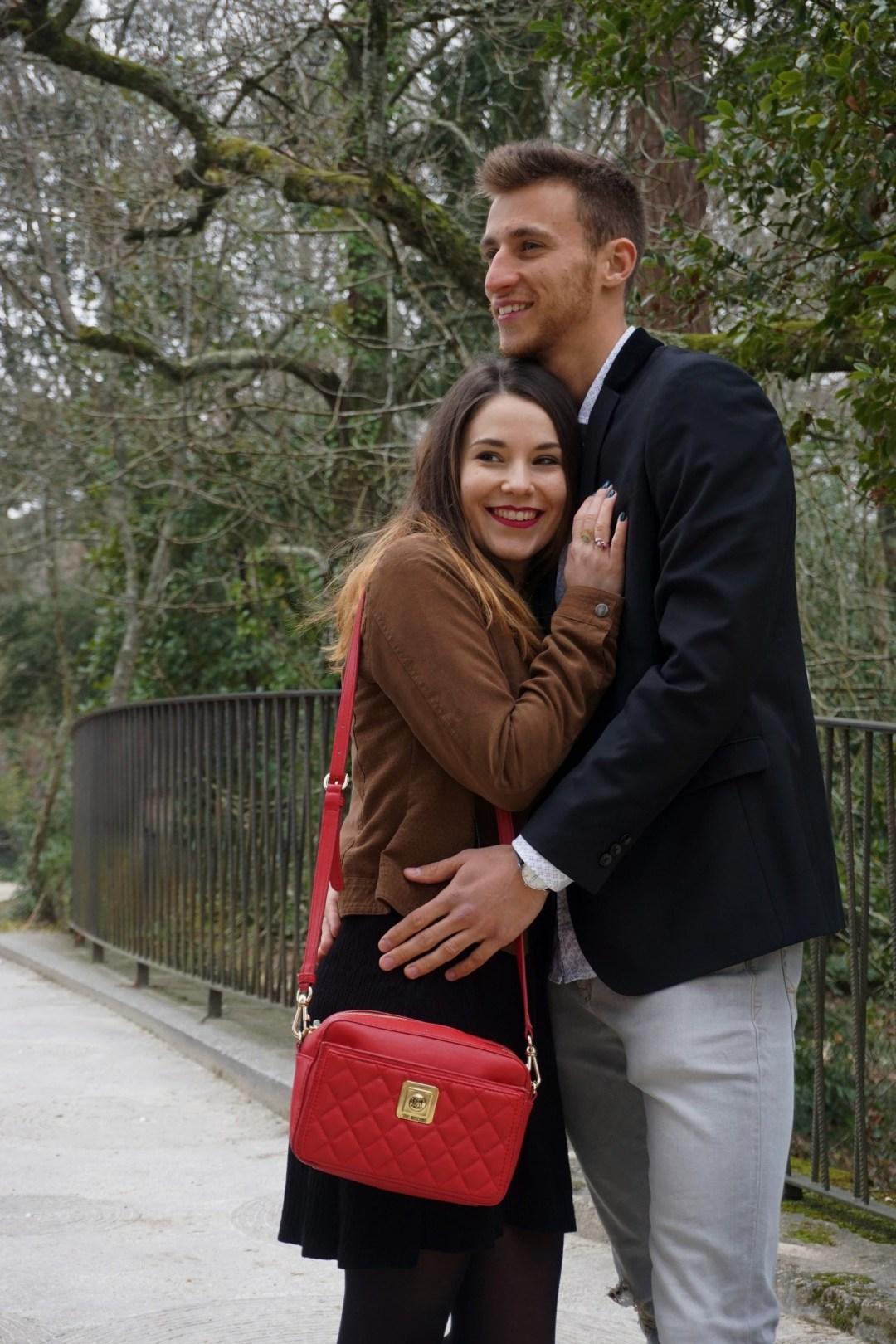 LOOK DE COUPLE POUR LA SAINT VALENTIN PARC MAJOLAN EYSINES BLOG BORDEAUX MODE CORSE 07