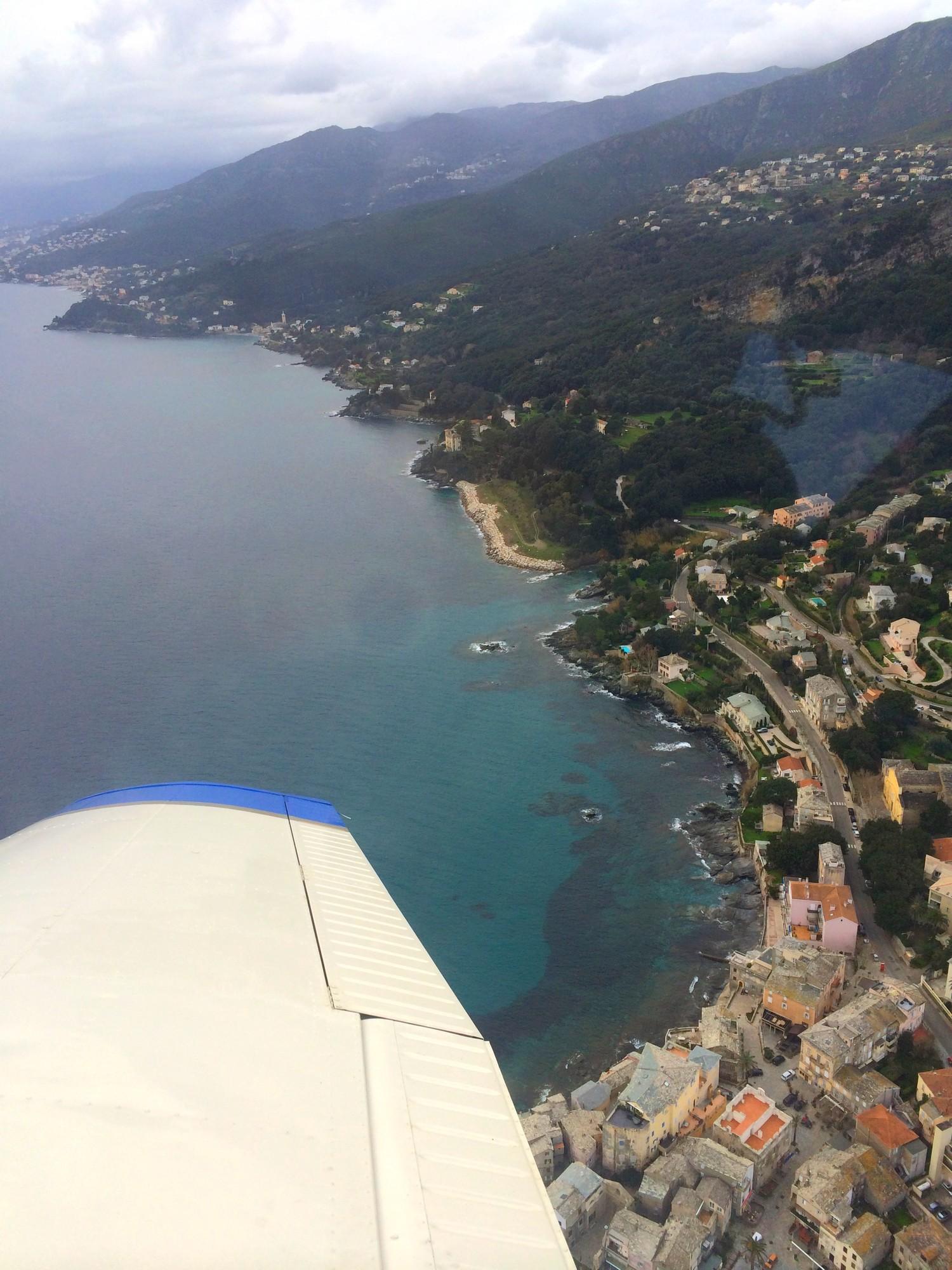 SAINT VALENTIN 2016 CADEAU EN AMOUREUX BAPTEME DE L'AIR EN CORSE BASTIA TOURISME BLOG VOYAGE BORDEAUX AVION 11