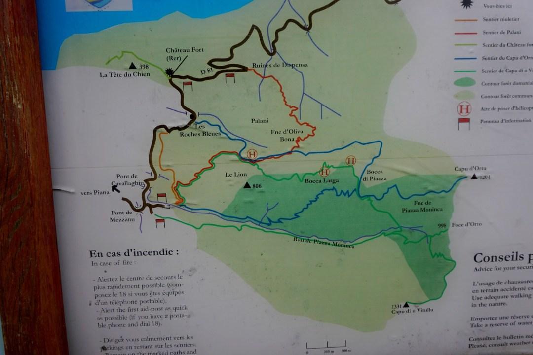 CALANQUES DE PIANA CORSE GOLFE DE PORTO BLOG VOYAGE ROAD TRIP BONNES ADRESSES 10