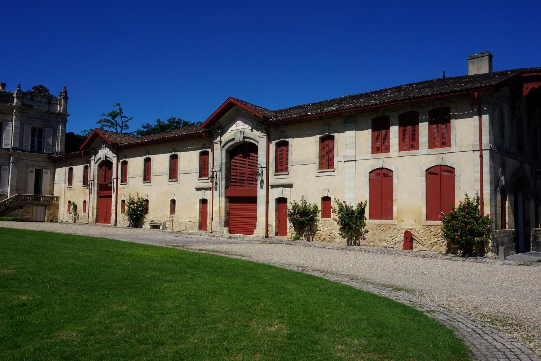 CHATEAU GISCOURS MEDOC AQUITAINE ROUTE DES VINS VISITE TOURISME BLOG VOYAGE FRANCE 11