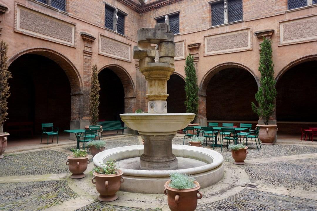 MUSEE DES AUGUSTINS MUSEE DES BEAUX ARTS DE TOULOUSE BLOG COUPLE VOYAGE VISITE TOURISME BORDEAUX 04