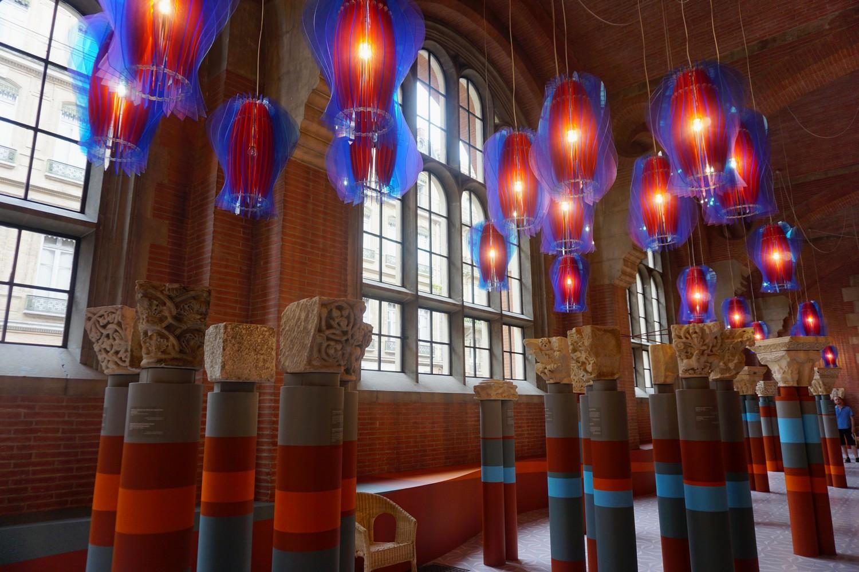 MUSEE DES AUGUSTINS MUSEE DES BEAUX ARTS DE TOULOUSE BLOG COUPLE VOYAGE VISITE TOURISME BORDEAUX 20