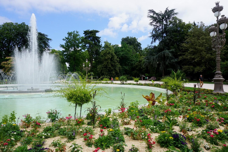 Du talon au crampon - Jardin du Grand Rond à Toulouse