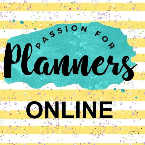 Passion for Planners Online