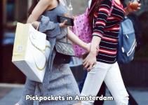 Amsterdam pickpocketing