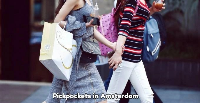 Amsterdam pickpocketing
