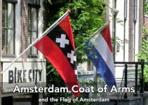 Amsterdam heraldic shield meaning