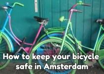 amsterdam bike stolen