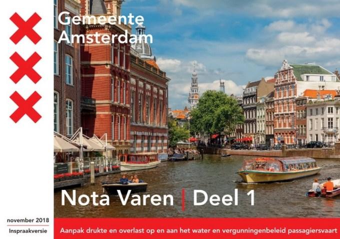 nota varen, Amsterdam