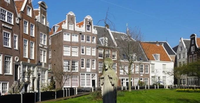 Amsterdam beguinage