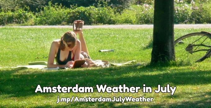 July weather forecast Amsterdam