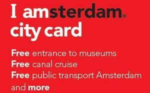 Amsterdam discount card