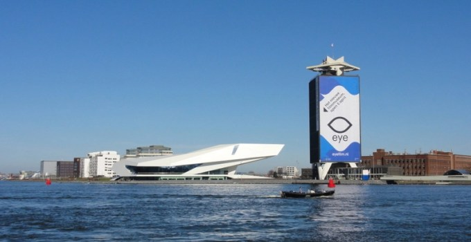 EYE Film Institute Netherlands, Amsterdam
